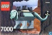 Lego 7000 Baby Ankylosaurus