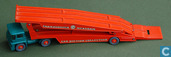 Model cars - Matchbox - Guy Warrior Car Transporter