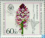 Postzegels - Duitsland, Bondsrepubliek [DEU] - Orchideeën