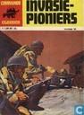 Comic Books - Commando Classics - Invasie-pioniers