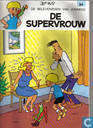 Comic Books - Jeremy and Frankie - De supervrouw