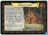 Cartes à collectionner - Harry Potter 4) Adventures at Hogwarts - Hagrid's House