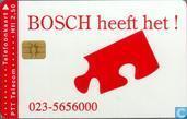 Bosch heeft het!