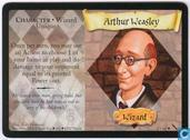 Trading Cards - Harry Potter 5) Chamber of Secrets - Arthur Weasley