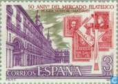 Postage Stamps - Spain [ESP] - Stamp Fair Madrid