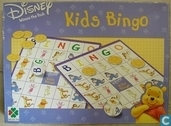 Board games - Lotto (plaatjes) - Winnie The Pooh Kids Bingo