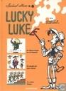 Strips - Lucky Luke - De Blauwvoeten op oorlogspad + De bende van Jos Jamon + De neven Dalton