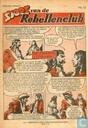Comic Books - Sjors van de Rebellenclub (magazine) - 1956 nummer  13