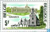 Postzegels - België [BEL] - Tervuren