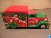Modelauto's  - Matchbox - Dodge Airflow 'Coca-Cola Thrust Asks Nothing More'