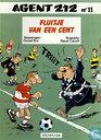 Strips - Agent 212 - Fluitje van een cent