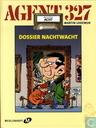 Comic Books - Agent 327 - Dossier Nachtwacht - Dossier acht