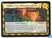 Trading cards - Harry Potter 5) Chamber of Secrets - Nimbus Two Thousand and One