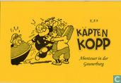 Bandes dessinées - Cappi - Abenteuer in der Gaunerburg