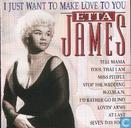 Platen en CD's - Hawkins, Jamesetta - I Just Want to Make Love to You