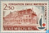 Postage Stamps - Luxembourg - 100 years of Red Cross