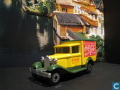 Voitures miniatures - Matchbox - Ford Box Van 'Coca-Cola'