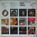 Vinyl records and CDs - Anka, Paul - The original hits of Paul Anka