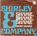 Vinyl records and CDs - Shirley & Company - Shame, Shame, Shame