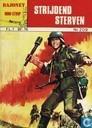 Comic Books - Bajonet - Strijdend sterven