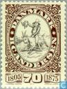 Briefmarken - Dänemark - Hans Christian Andersen