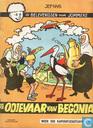 Comics - Peter + Alexander - De ooievaar van Begonia