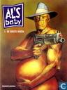 Comic Books - Al's baby - De eerste weeën