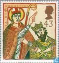 Postzegels - Groot-Brittannië [GBR] - Missionarissen