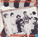 Vinyl records and CDs - Kid Creole & The Coconuts - Wonderful Thing