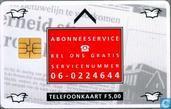 Amersfoort Wegener, abonneeservice