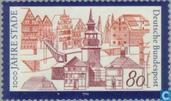 Postage Stamps - Germany, Federal Republic [DEU] - Stade 994-1994