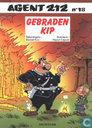 Bandes dessinées - Agent 212, L' - Gebraden kip