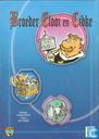 Comic Books - Broeder Elooi & Cibke - De zilverschatten