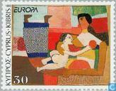 Postage Stamps - Cyprus [CYP] - Europe – Contemporary art