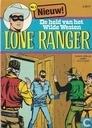 Bandes dessinées - Lone Ranger - Ongeluks Dollars