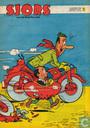 Bandes dessinées - Sjors van de Rebellenclub (tijdschrift) - 1964 nummer  45