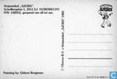 Ansichtkaarten - Dordrecht - Ode aan Frans Piët