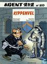 Strips - Agent 212 - Kippenvel