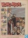 Strips - Kong Kylie (tijdschrift) (Deens) - 1951 nummer 39