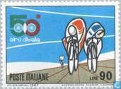 Postzegels - Italië [ITA] - Giro d'Italia