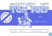 Strips - Bommel en Tom Poes - Tom Poes en de Bommelkuur
