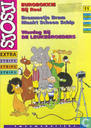 Bandes dessinées - SjoSji Extra (tijdschrift) - Nummer 11