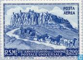 Postzegels - San Marino - UPU