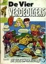Strips - Fantastic Four - de verschrikkelijke 4 plus een!