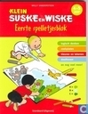 Comic Books - Junior Suske en Wiske - Eerste spelletjesblok