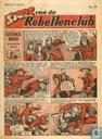 Strips - Sjors van de Rebellenclub (tijdschrift) - 1956 nummer  19