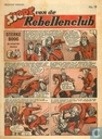 Bandes dessinées - Sjors van de Rebellenclub (tijdschrift) - 1956 nummer  19