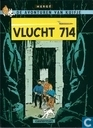 Strips - Kuifje - Vlucht 714