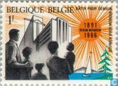 Postage Stamps - Belgium [BEL] - Anniversary of Rerum Novarum