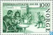 Bibliothèque publique de 200 ans